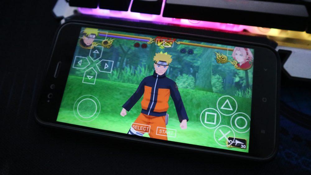 Cara Memainkan Game Game HD ( PSP ) Di Handphone ( Android )