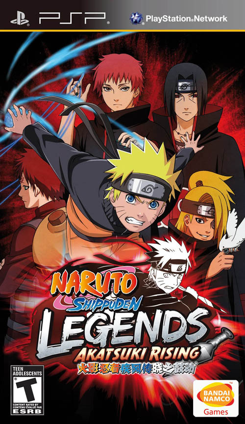 Photo of Naruto Shippuden Legends : Akatsuki Rising +SaveData ( Cheat ) PPSSPP