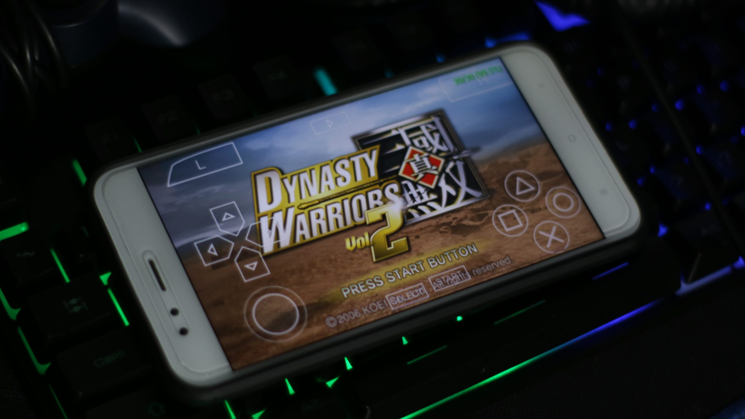 Photo of Dynasy Warriors 2 ( PPSSPP )