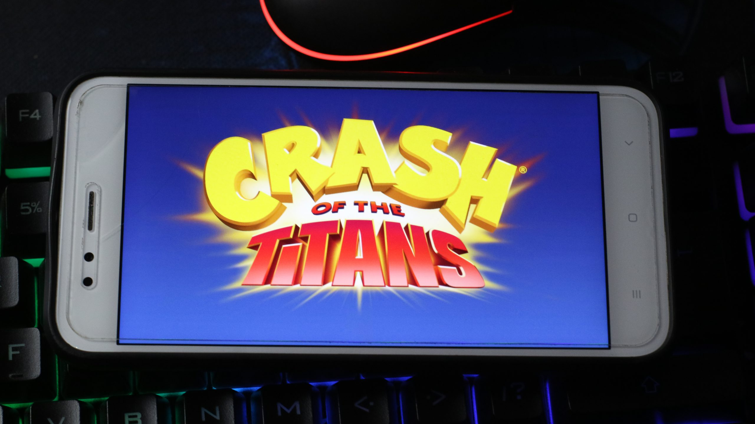 Photo of Crash of The Titans ( PPSSPP )
