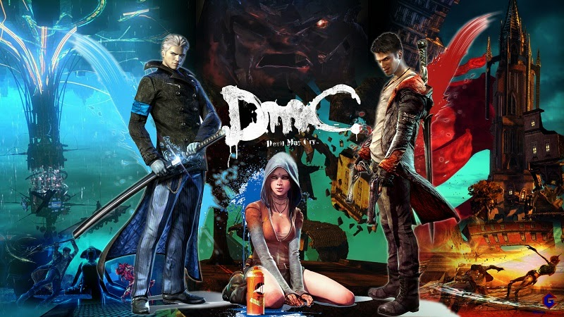 Photo of DmC ( Devil May Cry ) Complete Edition ( Free ) PC