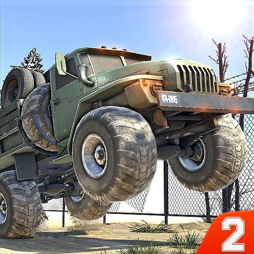 Photo of Truck Evolution : Offroad 2 v.1.0.8 [Mod] Android