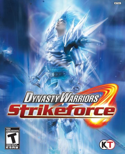 Photo of Dynasty Warrior : Strike Force ( + Save Data ) ( PPSSPP )