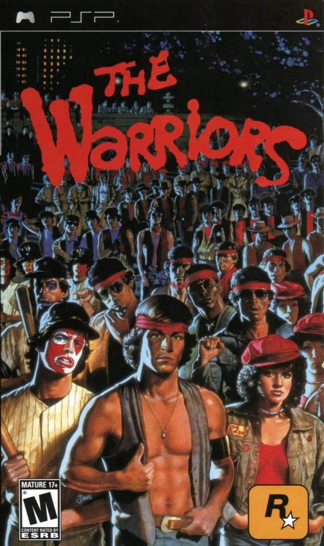 Photo of The Warriors ( PPSSPP )