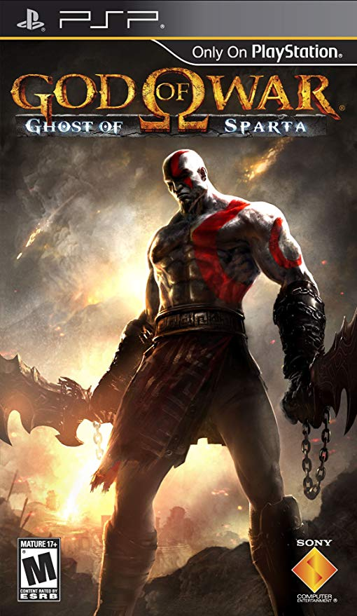 Photo of God of War : Ghost of Sparta ( PPSSPP )