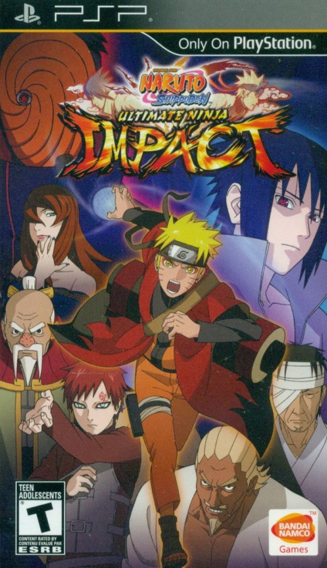 Photo of Naruto Shippuden : Ultimate Ninja Impact ( Cheat/SaveData) PPSSPP