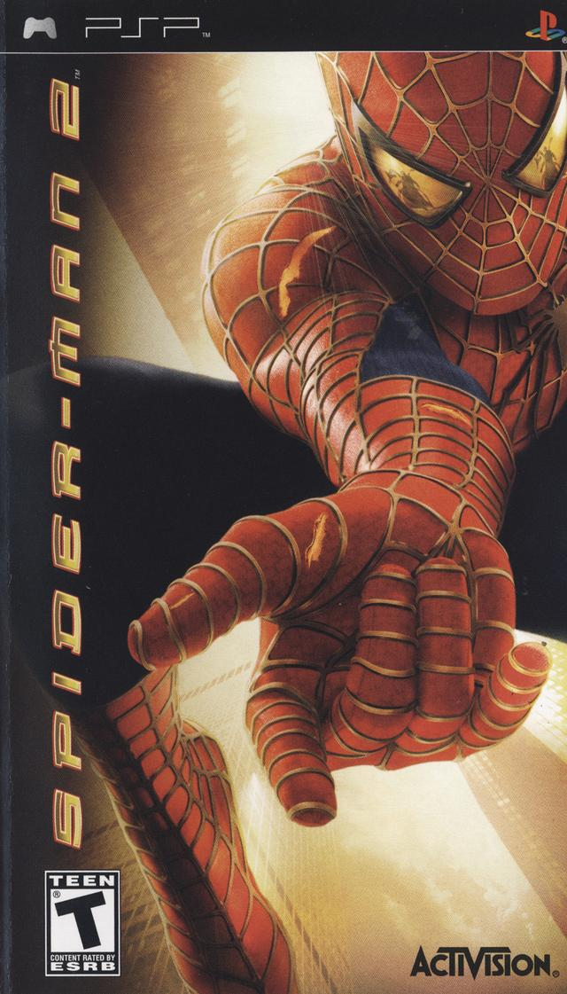 Photo of Spider-Man 2 : Video Game ( PPSSPP )