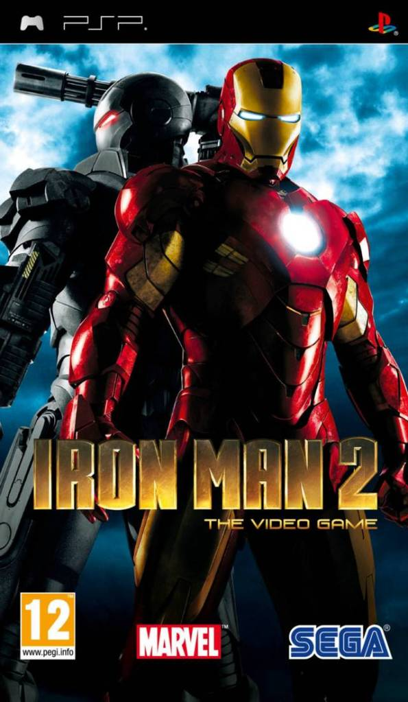 Photo of Iron Man 2 ( +SaveData ) ( PPSSPP )