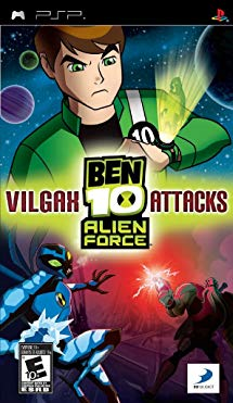 Photo of Ben 10 Alien Force : Vilgax Attacks+ Save Data ( PPSSPP )
