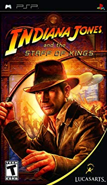 Photo of Indiana Jones : Staff Of Kings ( PPSSPP )