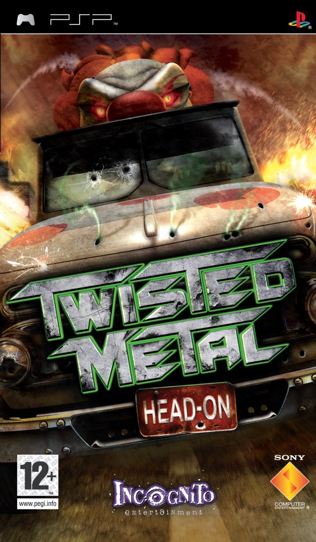 Photo of Twisted Metal : Head-On +SaveData ( PPSSPP )