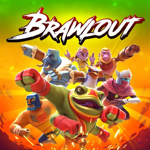 Photo of Brawlout ( Free ) PC