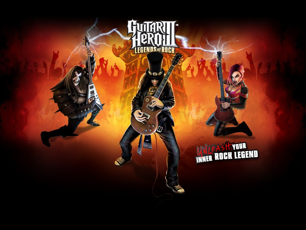 Photo of Guitar Hero III : Legend of Rock ( Free ) PC