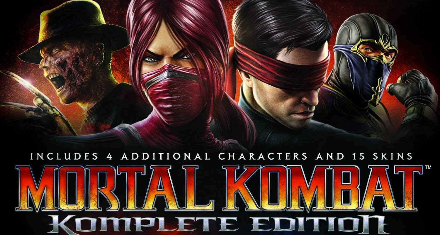 Photo of Mortal Kombat : Komplete Edition ( Free ) PC