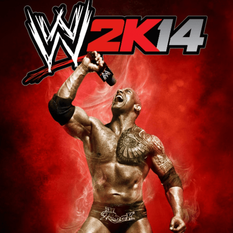 Photo of WWE 2K14 + Save Data ( PPSSPP )