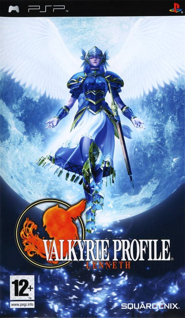 Photo of Valkyrie Profile : Lenneth +Save Data ( PPSSPP )