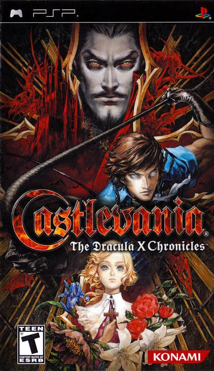 Photo of Castlevania : The Dracula X Chronicles +Save Data ( PPSSPP )