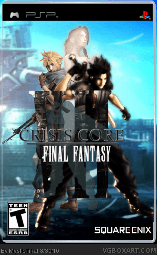 Photo of Final Fantasy VII : Crisis Core ( +Cheat ) ( PPSSPP )