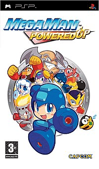 Photo of Mega Man : Powered Up ( Cheat ) PPSSPP