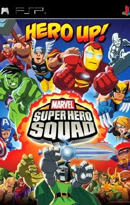 Photo of Marvel Super Hero Squad +Save Data ( PPSSPP )