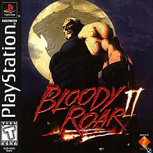 Photo of Bloody Roar 2: Bringer of the New Age ( +Cheat ) ( PS1 )