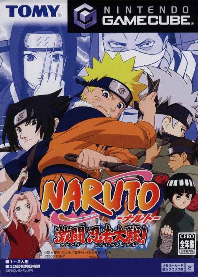 Photo of Naruto : Clash of Ninja ( Gamecube )