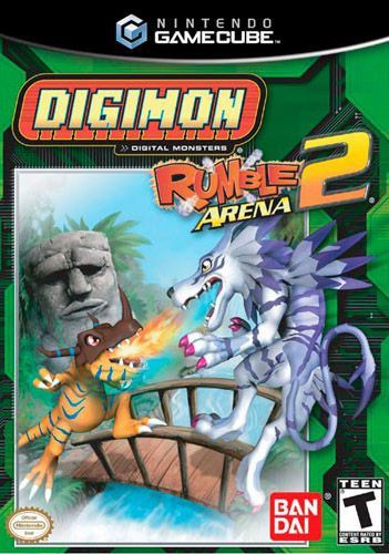 Photo of Digimon : Rumble Arena 2 ( GameCube )