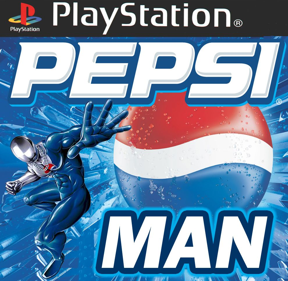 Photo of Pepsiman ( PS1 )