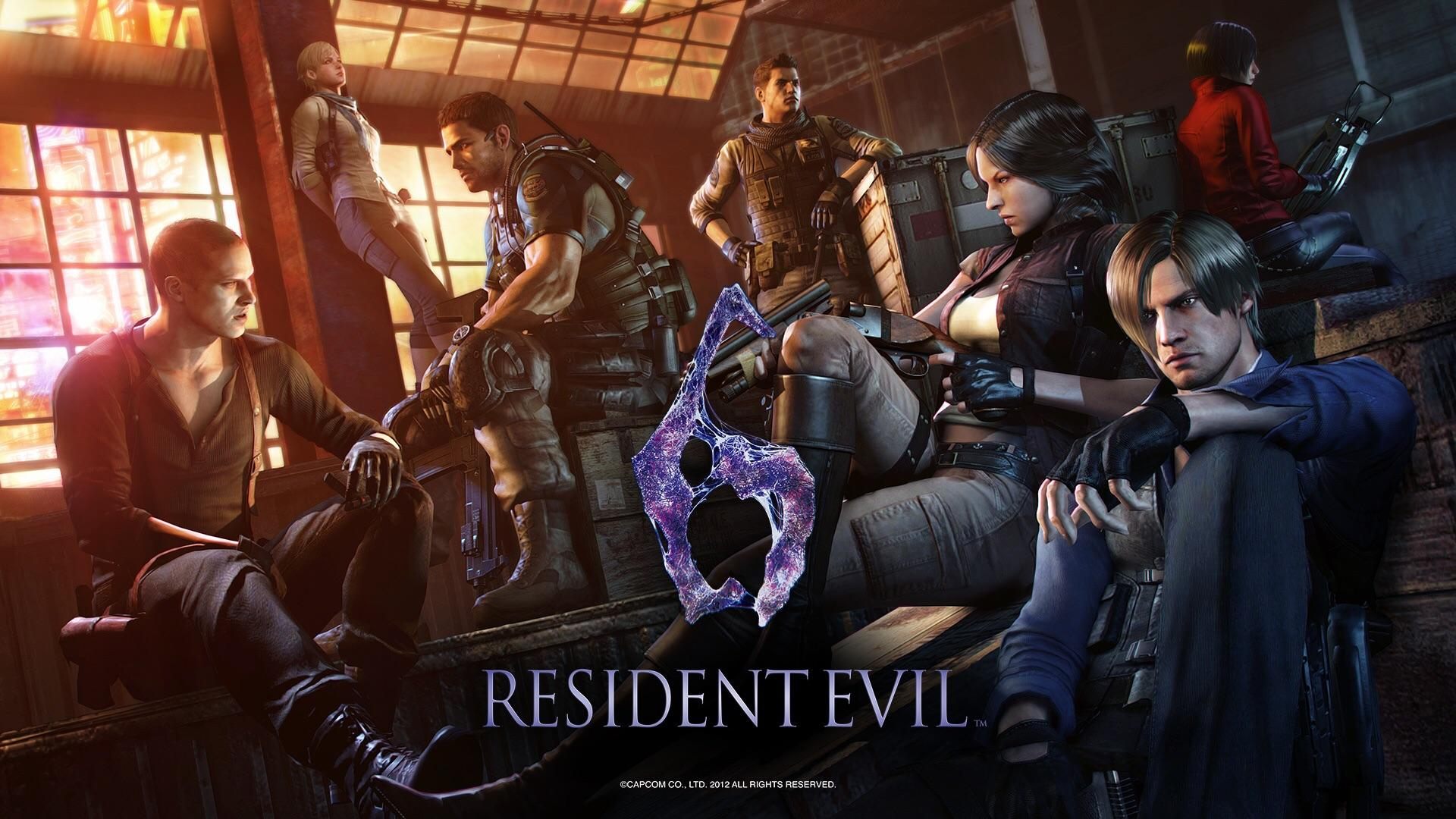 Photo of Resident Evil : 6 Complete Pack ( Free ) PC