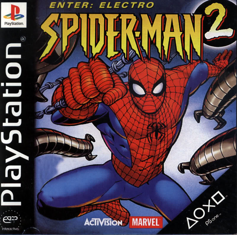 Photo of Spiderman 2 : Enter Electro ( PS1 )