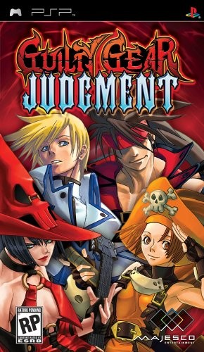 Photo of Guilty Gear : Judgemant ( +Cheat ) ( PPSSPP )
