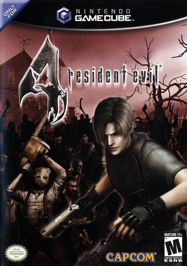 Photo of Resident Evil 4 ( GAMECUBE )
