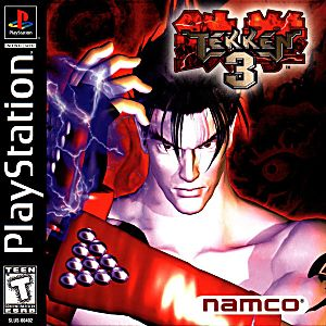 Photo of Tekken 3 ( +Cheat ) ( PS1 )