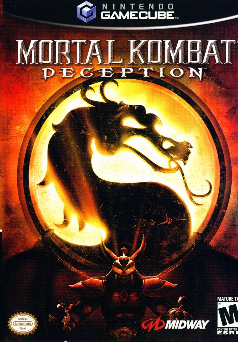 Photo of Mortal Kombat : Deception ( GameCube )