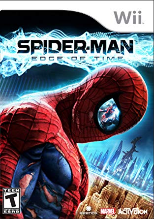 Photo of Spider-Man : Edge of Time ( WII )