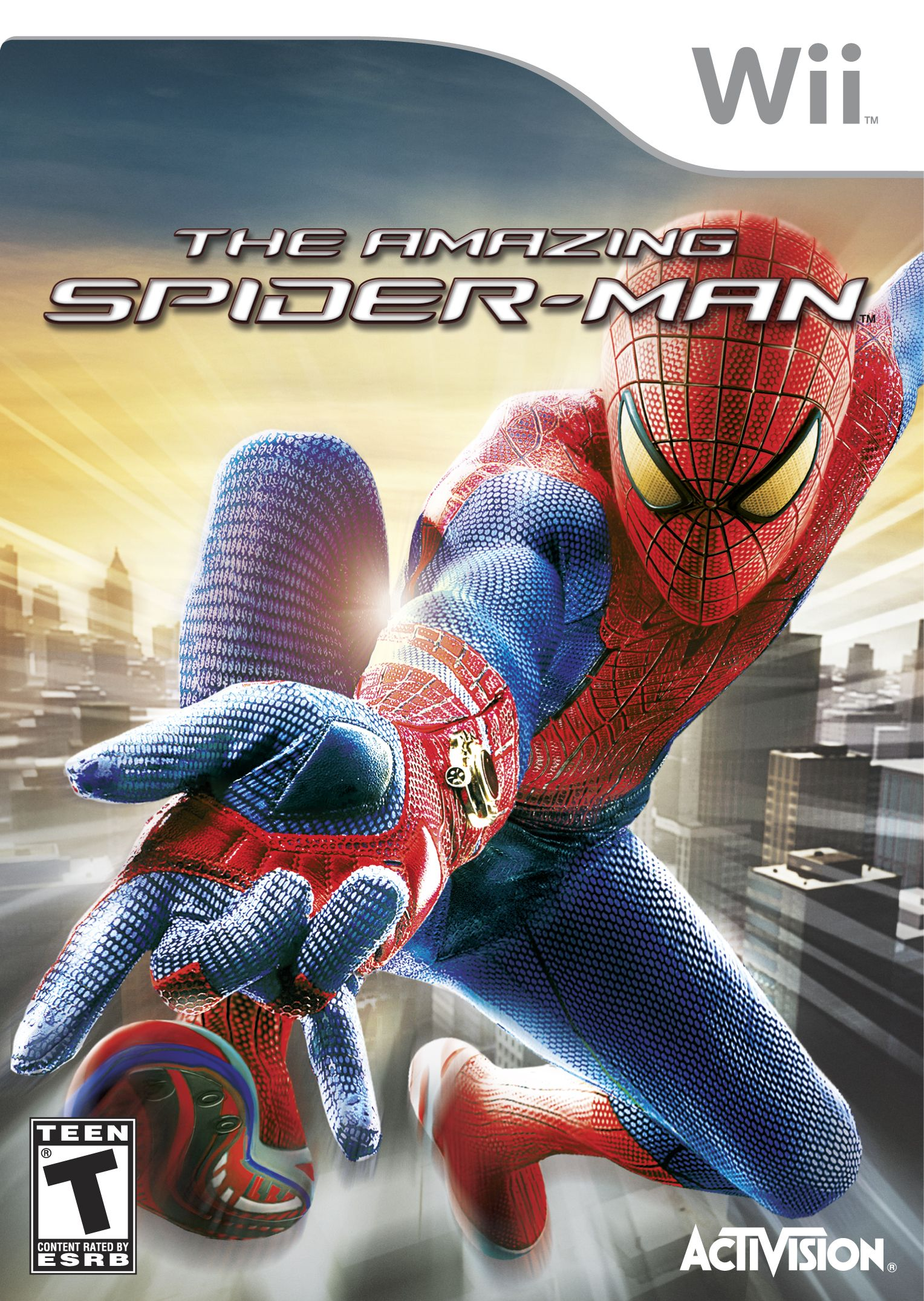 Photo of The Amazing Spider-Man ( WII )