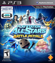 Photo of Playstation All Stars Battle Royale ( PS3 )