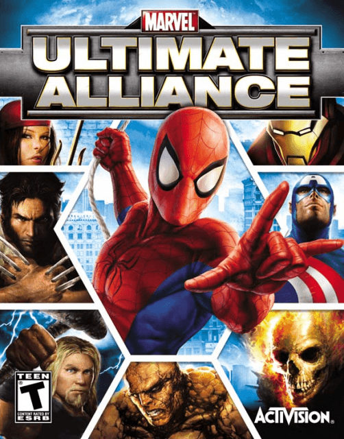Photo of Marvel : Ultimate Alliance +Save Data ( PPSSPP )