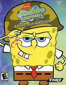 Photo of Spongebob Squarepants : Battle For Bikini Bottom ( Gamecube)