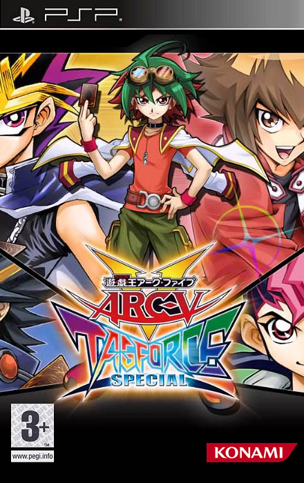 Photo of Yu-Gi-Oh! ARC-V Tag Force Special ( + English Patched ) ( PPSSPP )