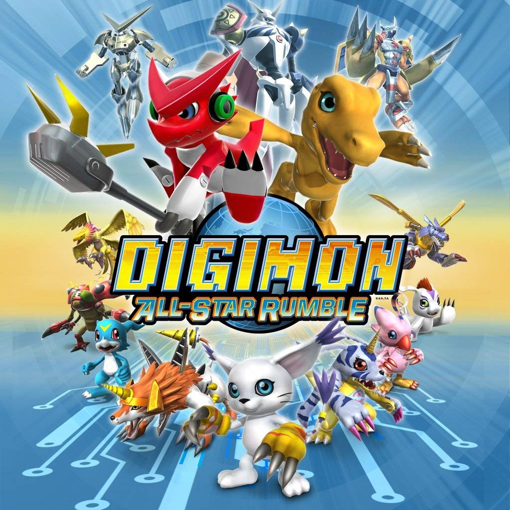 Photo of Digimon : All Star Rumble ( PS3 )