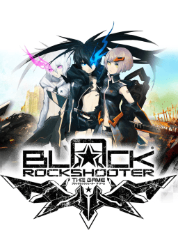 Photo of Black Rock Shooter : The Game +SaveData ( Cheat ) PPSSPP