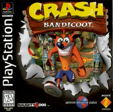 Photo of Crash Bandicoot [+Cheat] PS1
