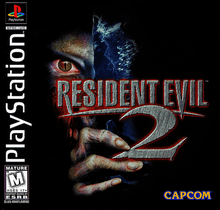 Photo of Resident Evil 2 [ Complete Disc + Cheat ] PS1