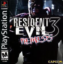 Photo of Resident Evil 3 [+Cheat] PS1