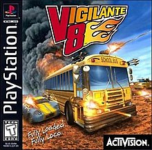 Photo of Vigilante 8 [+Cheat] PS1