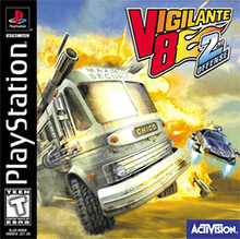 Photo of Vigilante 8: 2nd Offense [+Cheat] PS1