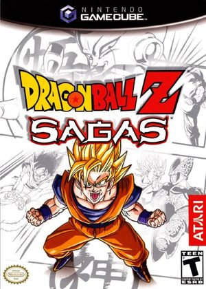 Photo of Dragon Ball Z : Sagas ( Gamecube )