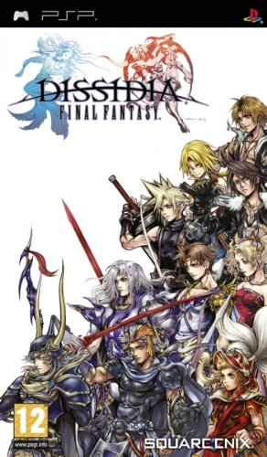 Photo of Dissidia Final Fantasy [+Cheat/SaveData] PPSSPP