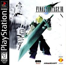 Photo of Final Fantasy VII [Complete Disc] PS1
